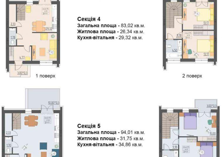 Таунхаус Discovery Home, г. Буча, ул. Пушкинская 33в
