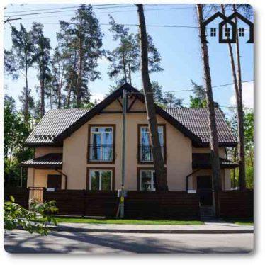Галерея - Дуплекс тип 120/310, Sweet Home, г. Ирпень, ул. Киевская 73Е/2