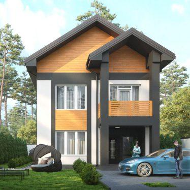 Коттедж Rich Avenue, Буча, ул. Киево-Мироцкая 16